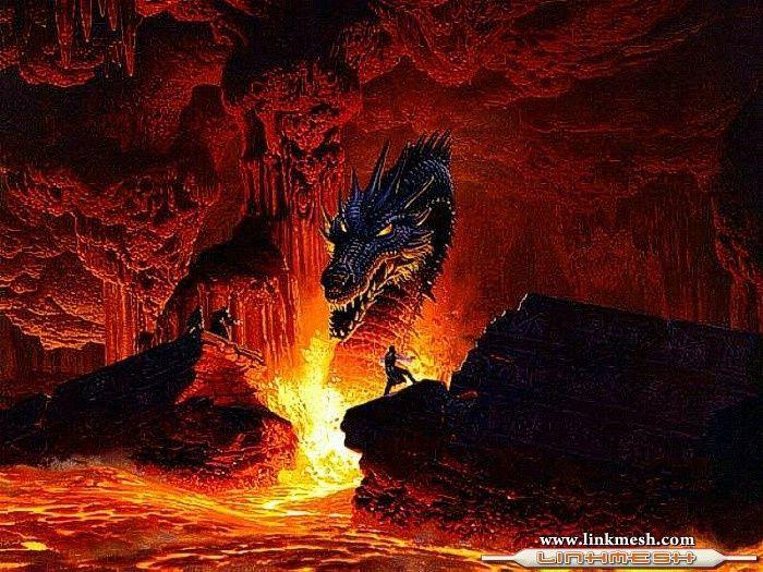 Solamente Impresionantes Dragones Dragon_del_infierno