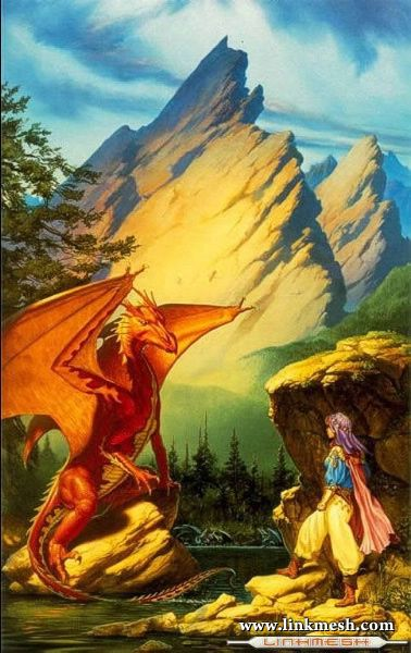 Solamente Impresionantes Dragones Dragon_dorado