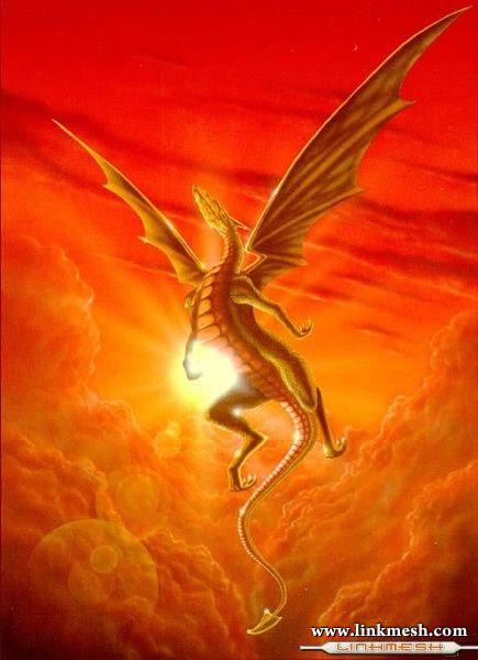 Solamente Impresionantes Dragones Dragon_resplandor