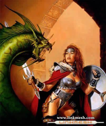 Solamente Impresionantes Dragones Dragon_serpiente