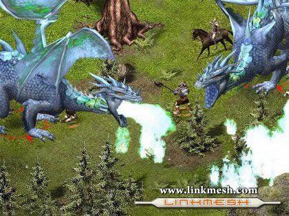 Solamente Impresionantes Dragones Dragon_videojuego