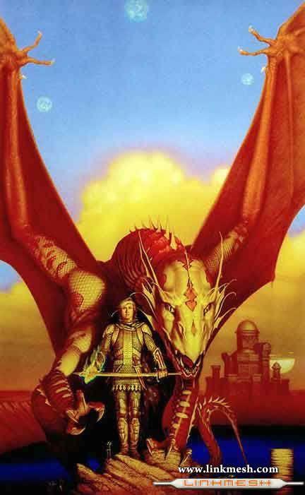 Solamente Impresionantes Dragones Dragon_y_su_amo