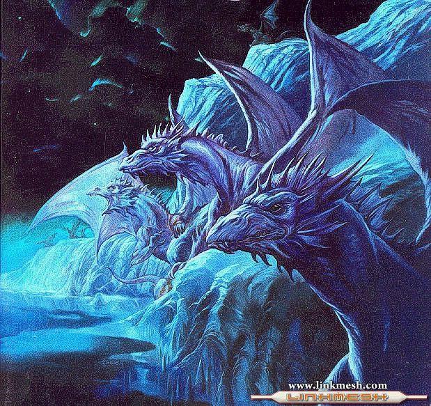 Solamente Impresionantes Dragones Dragones_del_invierno