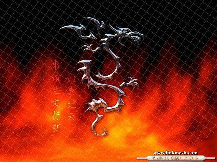 Solamente Impresionantes Dragones Dragones_y_el_fuego