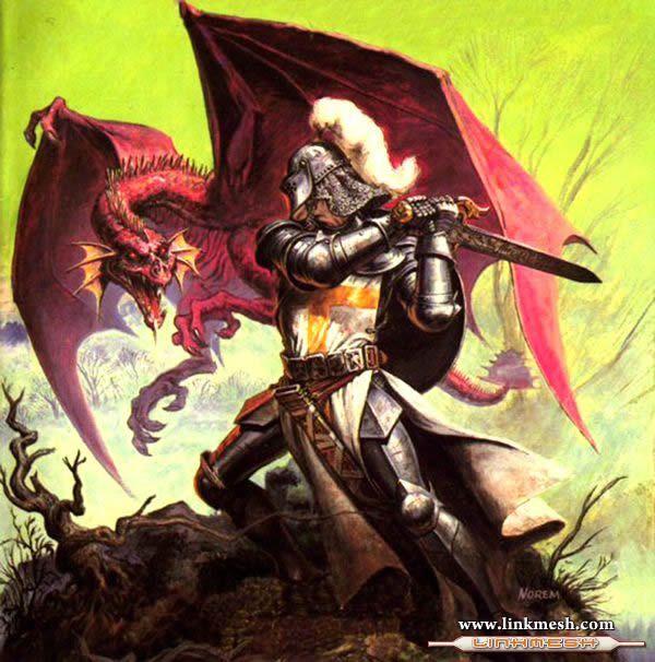 Solamente Impresionantes Dragones El_golpe_mortal