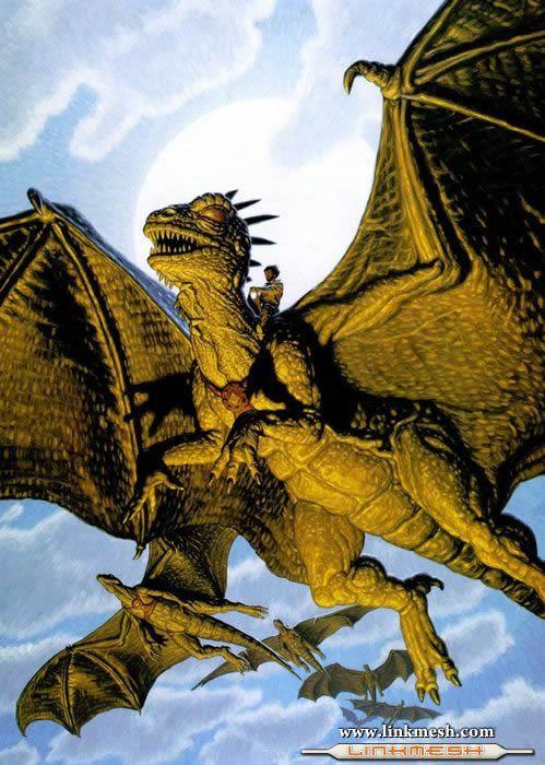 Solamente Impresionantes Dragones Entre_dragones