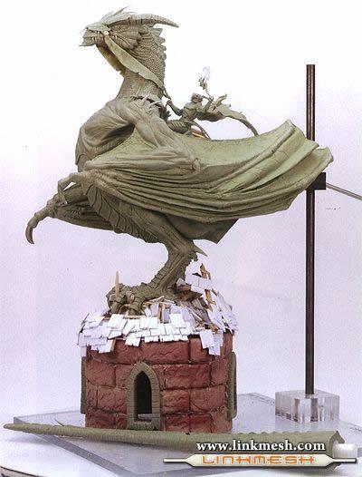 Solamente Impresionantes Dragones Estatua_del_dragon