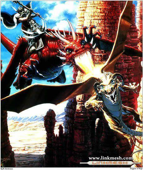Solamente Impresionantes Dragones Fuego_de_dragon