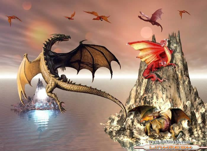 Solamente Impresionantes Dragones Guarida_de_dragones