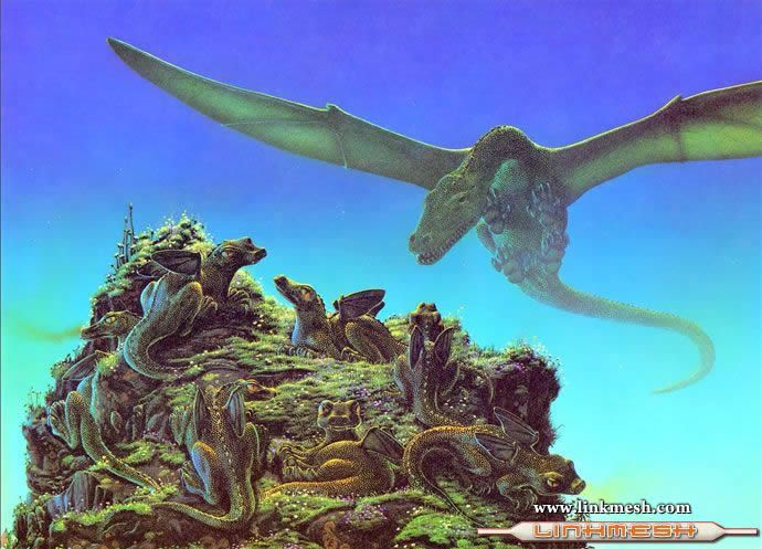Solamente Impresionantes Dragones Nido_del_dragon