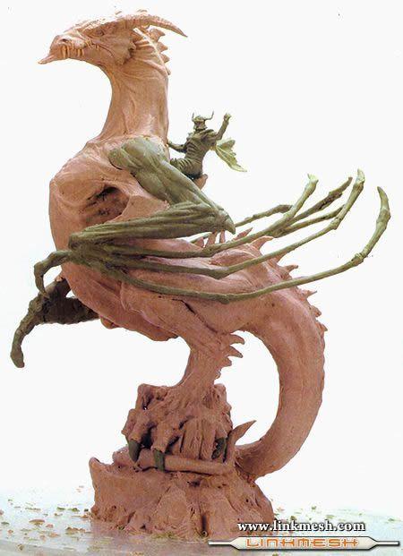 Solamente Impresionantes Dragones Perfil_dragon