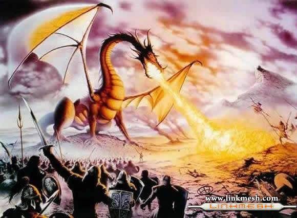 Solamente Impresionantes Dragones Rafaga_de_fuego