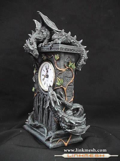 Solamente Impresionantes Dragones Reloj_de_dragon