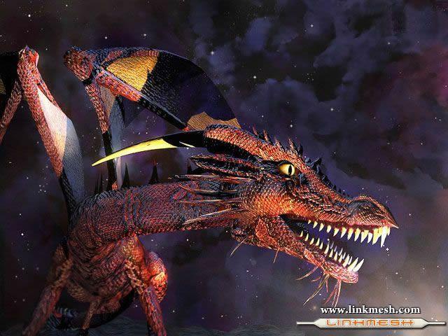 Solamente Impresionantes Dragones Risa_dragon