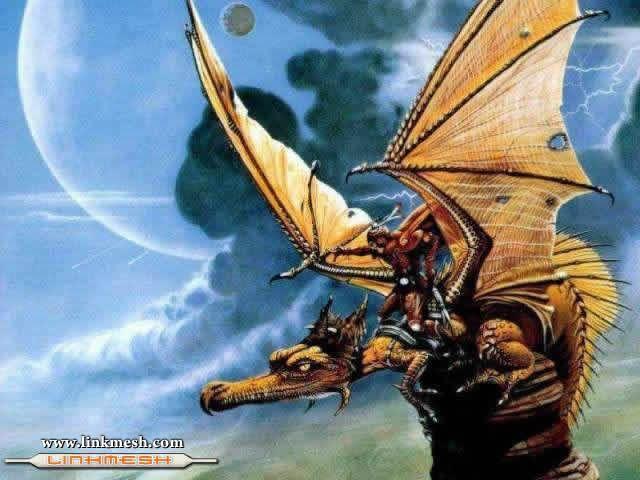 Solamente Impresionantes Dragones Tormenta