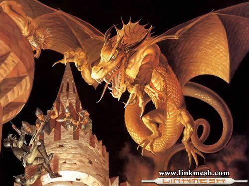 Solamente Impresionantes Dragones Torre_dragon