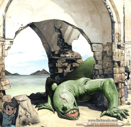Castillos de Cine - Página 7 Escondiendose_del_mounstro