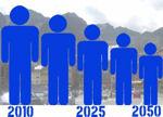 البلدان التي ستفقد السكان الى غاية 2050 Baisse_population