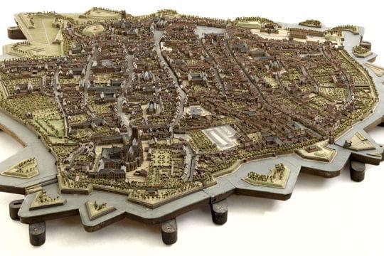 Histoire : France en relief Puzzle-1116784
