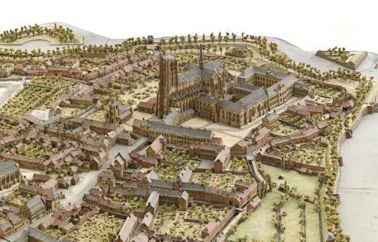 Histoire : France en relief Saint-omer-1116766