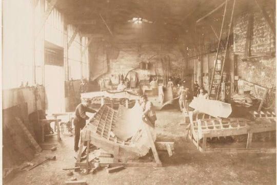 Evénements & Histoire : La construction de la Statue de la Liberté by L'Internaute Cuivre-1325670
