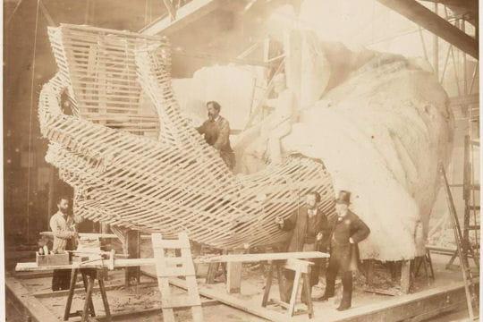 Evénements & Histoire : La construction de la Statue de la Liberté by L'Internaute Gustave-eiffel-1325608