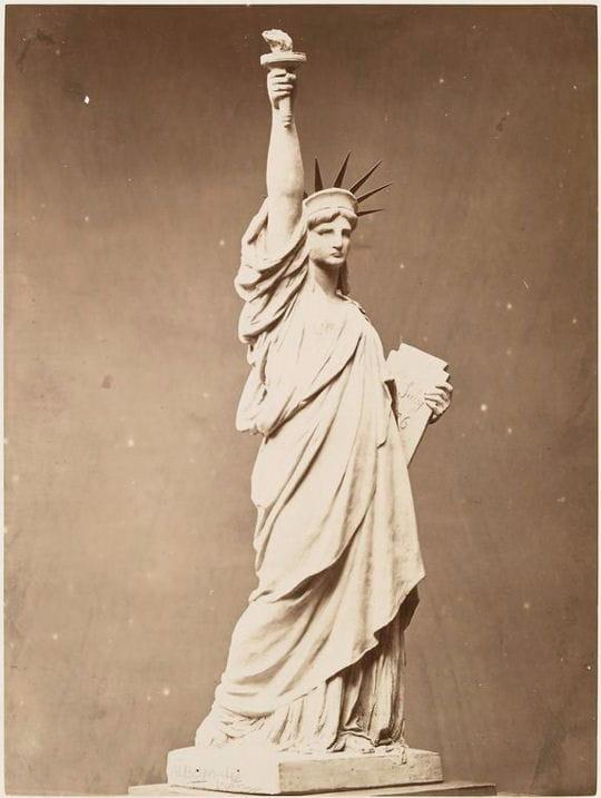 Evénements & Histoire : La construction de la Statue de la Liberté by L'Internaute Modele-1325723