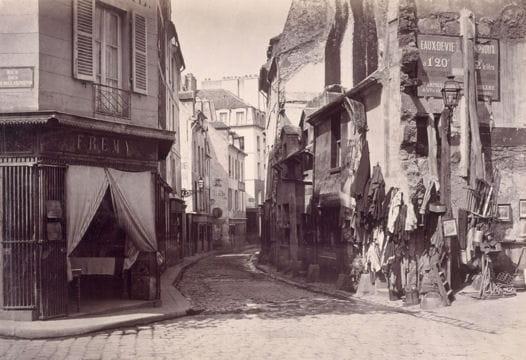 Histoire :  Le Paris du XIXe siècle Bric-a-brac-1128386