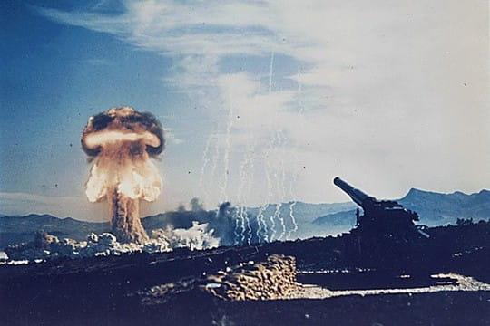 Histoire : Premiers essais nucléaires L-obus-nucleaire-1104464