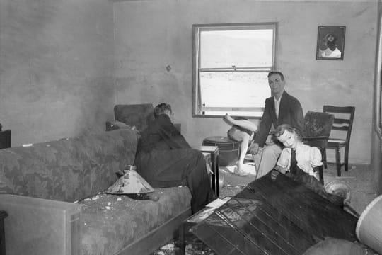 Histoire : Premiers essais nucléaires Tests-mannequins-1097285