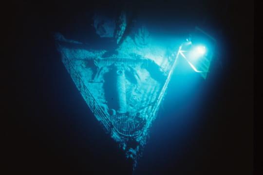 Cent ans plus tard : L'épave du Titanic 1987-tournant-1197456
