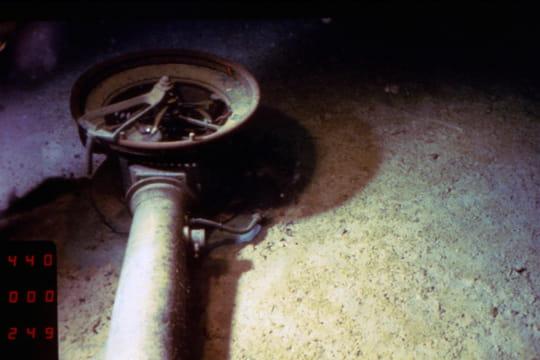 Cent ans plus tard : L'épave du Titanic Telegraphe-titanic-1197471