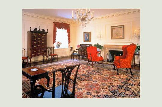 ديكور منزل اوباما (رئيس امريكا) Ancienne-salle-billard-430280