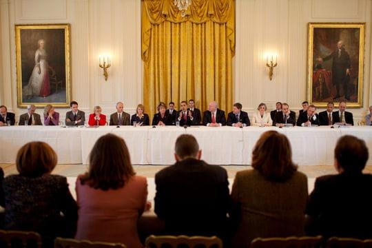 ديكور منزل اوباما (رئيس امريكا) Chambre-est-430363