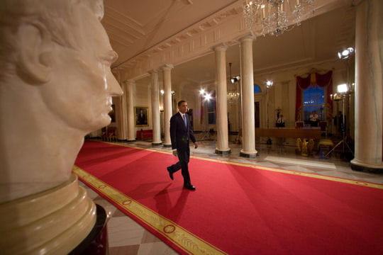 ديكور منزل اوباما (رئيس امريكا) Majestueux-430654