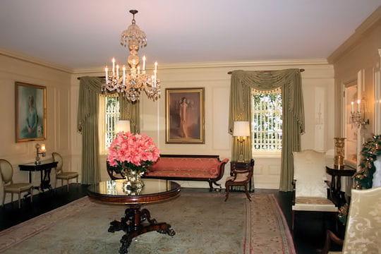 ديكور منزل اوباما (رئيس امريكا) Salle-travail-430270