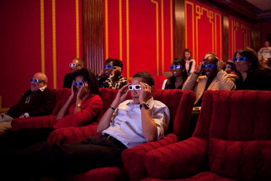 ديكور منزل اوباما (رئيس امريكا) Theatre-430168