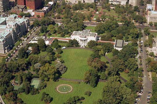 ديكور منزل اوباما (رئيس امريكا) Visite-maison-blanche-429608