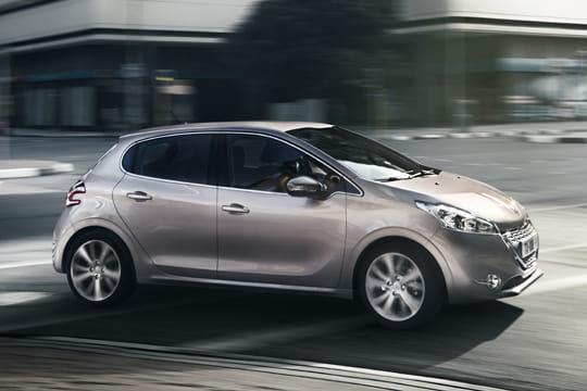 Auto, Citadine : Nouvelle Peugeot 208 Dimensions-1036142