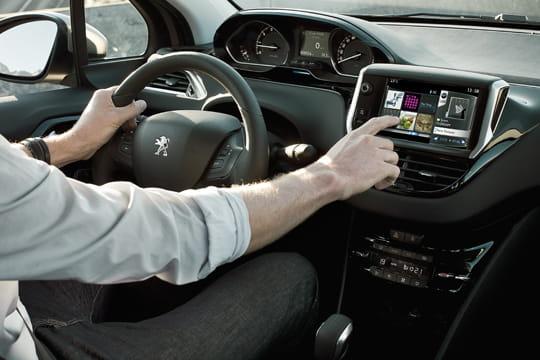 Auto, Citadine : Nouvelle Peugeot 208 Interieur-1036164