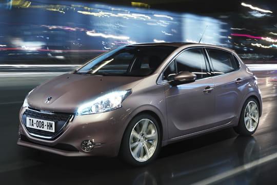 Auto, Citadine : Nouvelle Peugeot 208 Motorisations-1036183