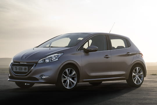 Auto, Citadine : Nouvelle Peugeot 208 Peugeot-208-1036138