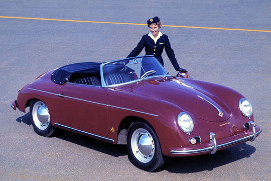 Auto : Les nouvelles voitures d'antan Porsche-356-880575