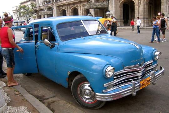 Auto : Tour du monde des taxis Cuba-910078