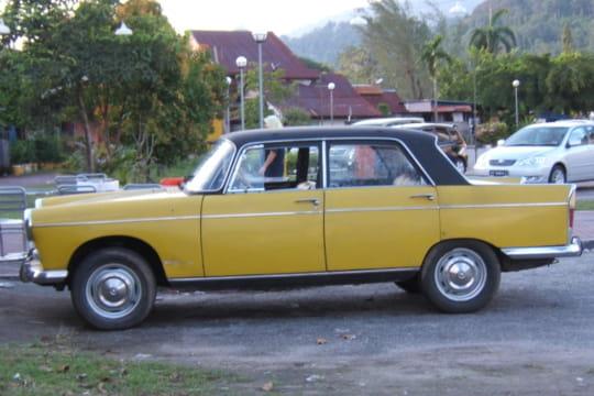 Auto : Tour du monde des taxis Malaisie-910040