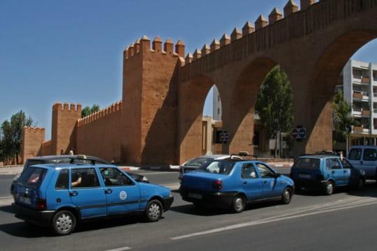 Auto : Tour du monde des taxis Maroc-910302