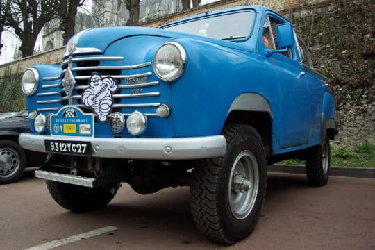 Auto : Voitures insolites Renault-888514