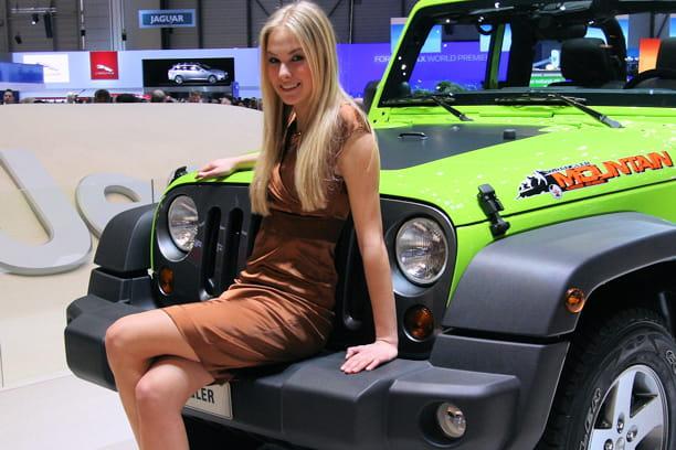 Jeep Wrangler Mountain : une série spéciale de plus ! Souriante-1166777