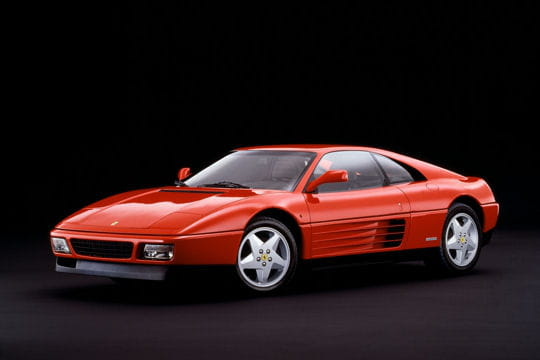 Auto & Voiture de collection : La saga Ferrari Ferrari-348-tb-858715
