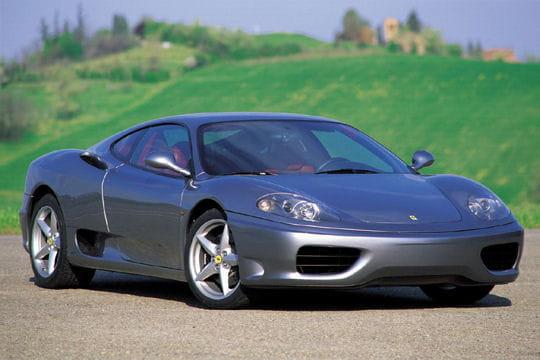 Auto & Voiture de collection : La saga Ferrari Ferrari-360-modena-858828
